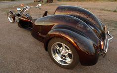 Amazing 3 Wheelers - Custom 3 wheel motorcycle...