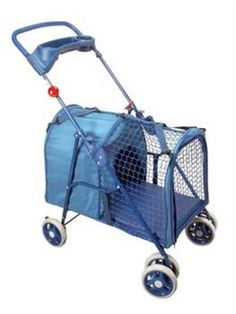 Strollers/Pushchairs for Dogs - Push Your Pooch in a Pram