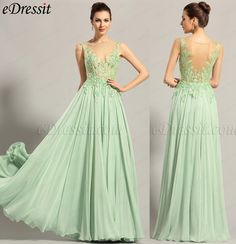 Fresh and fun, Mint Green Prom Dresses offer a trendsetting look that is ideal for any aspiring fashionista. This color is pure yet vibrant and has the power to compliment any woman's skin tone. No matter what season of the year that it may be, these...