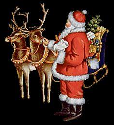 Gifs , Mensagens e Imagens :: Papai Noel