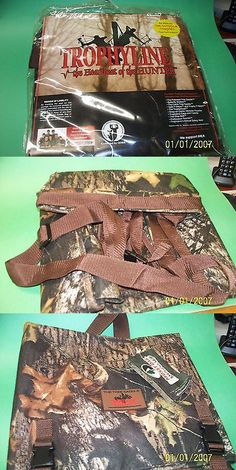 Bowhunting 159037: Trophyline Tree Saddle Bag -> BUY IT NOW ONLY: $30 on eBay!