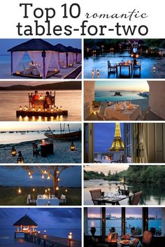 Honeymoon Inspiratio