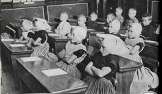 Zeeland schoolkinderen 1940