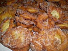 Portuguese Malassadas                                     These are not just doughboys!  They are way better than doughboys!  I have loved them since I was a very little girl!