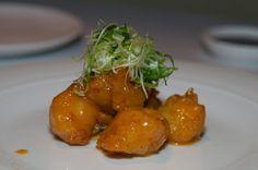 Crispy Shrimp  at Megu, Tribeca, NYC by @Malini Horiuchi