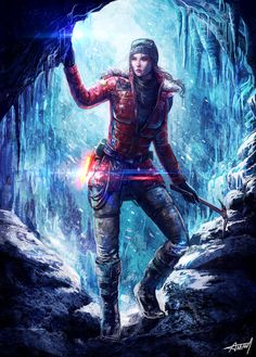 RISE OF THE TOMB RAIDER •Amirul Hafiz