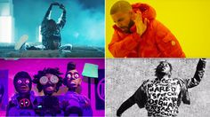 Drake dances, Missy returns and more. Here are the best music videos of 2015.