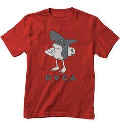 Boys' Surf Shark T-Shirt