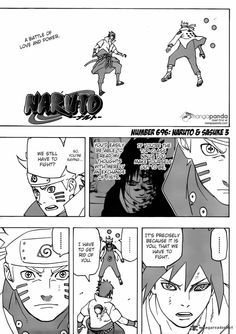 What's Good people it's manga thursday Hope you guys are having a spectacular day. Have fun and turn down for what ? http://www.mangareader.net/naruto/696