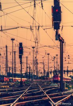 Central station-Frankfurt