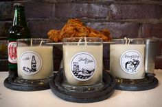 Scents of the Commonwealth Candles