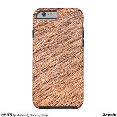 カピバラ iPhone 6 タフケース