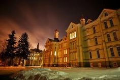 State Hospital Traverse City - now part of Grand Traverse Commons Community