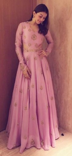 beautiful anrkali design floor length anarkali bespoke anarkali anarkali for party Indian Bridal Lehenga, Indian Gowns, Indian Attire, Red Lehenga, Pakistani Dresses, Indian Outfits, Lehenga Choli, Bridal Sarees, Eid Outfits