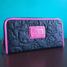 Pipping Pink Hello Kitty Wallet