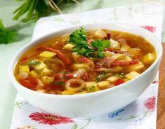 Top 4 cele mai bune supe fără carne! Alege rețeta preferată și savurez-o cu plăcere! - Cartea Bucatelor My Recipes, Cooking Recipes, Thai Red Curry, Food And Drink, Vegan, Healthy, Ethnic Recipes, Mai, Strawberries