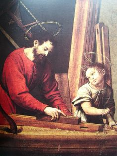 trabajo y oracion  con JESUS.