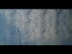 MAGLIA TUTORIAL: COME FARE UNA COPERTINA BIMBO BIMBA parte 1 di 2 Tutorial, Knitting, Lana, Youtube, Tricot, Breien, Stricken, Weaving, Knits
