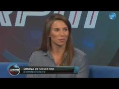2015 RPM - V8 Supercars -  Simona De Silvestro Interview