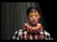 Авангардная мода. Неделя моды в Токио