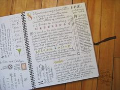 Daily Journal Project, week two.