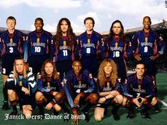 Iron Maiden FC - Blaze era 80s Metal Bands, Iron Maiden, Movie Posters, Movies, Life, Films, Film Poster, Cinema, Movie