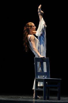 Svetlana Zakharova in Revelation. Photo by Paolo Bonciani