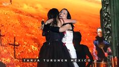 """Sharon Den Adel of Within Temptation feat. Tarja Turunen special guest singing """"Paradise (What About Us?) live at """"M'era Luna"""", Germany, 14/08/2016 #tarja #tarjaturunen #sharondenadel #withintemptation #meraluna PH: Tarja Turunen Mexico https://web.facebook.com/TarjaTurunenMexico/home"""