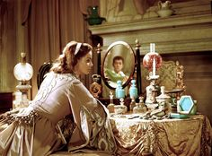 Alida Valli alias Contessa Serpieri nel film http://www.nientepopcorn.it/film/senso/ di Luchino Visconti