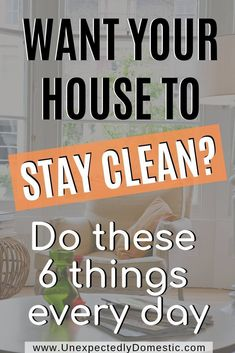 A daily and weekly cleaning schedule that really works. This cleaning checklist is great for working moms and stay at home moms. This cleaning schedule even works for the lazy. Read the cleaning tips and get the free cleaning checklist. House Cleaning Checklist, Household Cleaning Tips, Deep Cleaning Tips, Diy Cleaning Products, Weekly Cleaning, Bathroom Cleaning Tips, Spring Cleaning Schedules, Cleaning With Vinegar, Spring Cleaning Tips