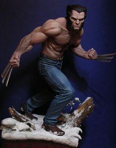 Logan Statue by Joapala.