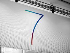 Nuevos detalles sobre el diseño de iOS 7.