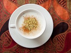 Turkish Salep Recipe - Sahalab made with glutinous rice flour to substitute for real salep powder.