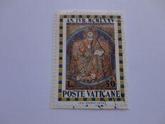 53 AN. IVB. McMlxxv Poste Vaticane Postage Stamp.