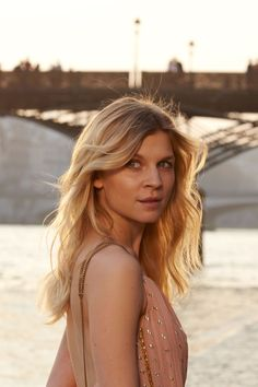 Clemence Poesy Beauty Interview: Chloe Love Story (Vogue.com UK)
