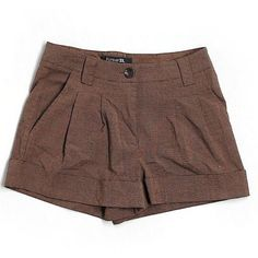 COMING SOON - Forever 21 Brown Dressy Shorts These super cute shorts are in like new condition! Forever 21 Shorts
