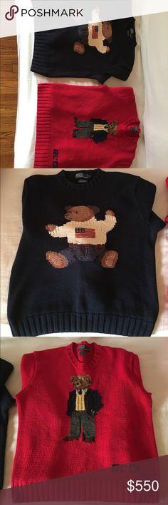 Ralph Lauren Sweaters Sizes medium. No flaws. 10/10 condition. Polo by Ralph Lauren Sweaters Crewneck