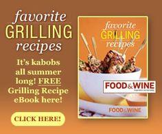 Free eBook: Favorite Grilling Recipes