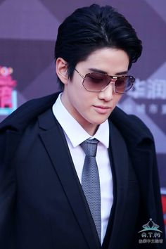 My Prince, Mike at 14th Top Chinese Award Red Carpet ❤️