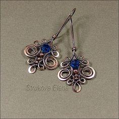 Strukova Elena Gallery of artisan jewellery.