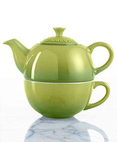 Le Creuset Tea for One Set