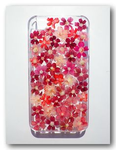 Must have...  Handmade iPhone 4/4s case Resin with Dried by Annysworkshop, $19.00