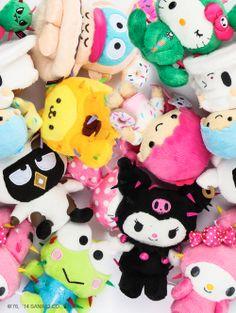 Look out!!!  #tokidoki x #Sanrio cuties!