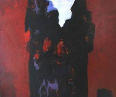Vermelho com preto 1,64 x 1,95cm 1, Painting, Contemporary Art, Rouge, Black, Artists, Paintings, Painting Art, Painted Canvas