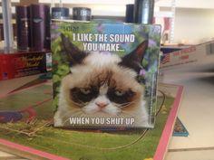 Who doesn't like grumpy cat?