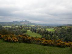 Scott's View © wosai; somewhere in Scotland