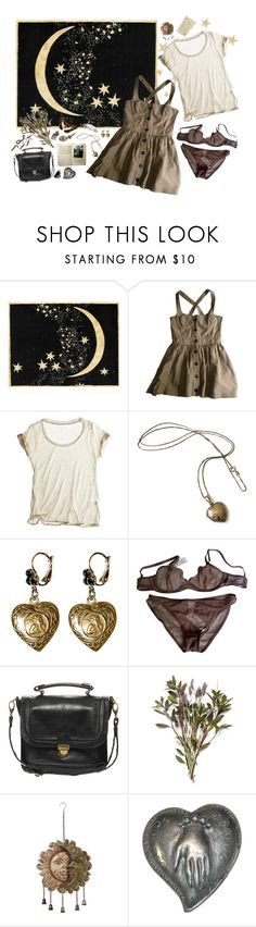 """Lucky star"" by faelike ❤ liked on Polyvore featuring Proenza Schouler, Calypso St. Barth, Dolce&Gabbana, Eres, Pieces, Pacific Coast, Religion Clothing and Christian Lacroix"