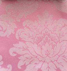 tecido pink adamascado - Pesquisa Google