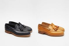 F R E E / M A N - Journal - Trickers for Present Tassel Loafer