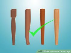 Image titled Attach Table Legs Step 1